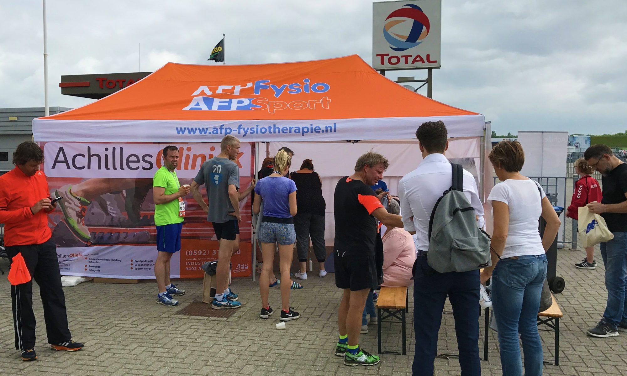 Massage TT run 2017