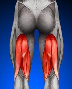 Massage hamstrin pijn onderrug